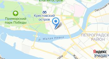 Восстановительный флоат-центр Dolmeno на карте