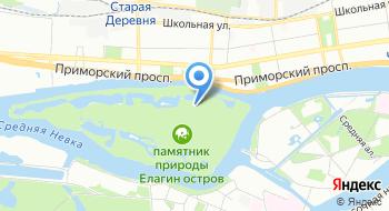 Центральный парк культуры и отдыха имени С.М. Кирова на карте