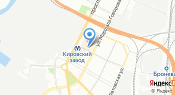Балтлото на карте