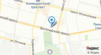 Велоцентр на карте