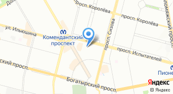 Интернет-магазин Weddingfinery на карте