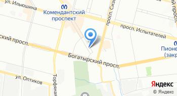 Сплит на карте