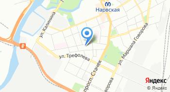 Интернет-магазин Magic-Puff на карте