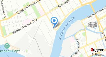 Специальное конструкторское бюро котлостроения на карте