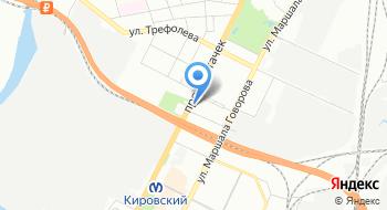 Центр Бехтерев на карте