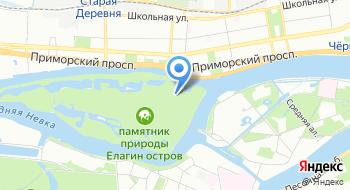 Центральный парк культуры и отдыха имени С.М. Кирова, Отдел культурных программ на карте