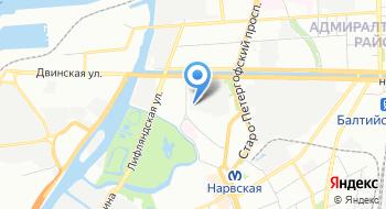 Государственный научно-исследовательский химико-аналитический институт на карте