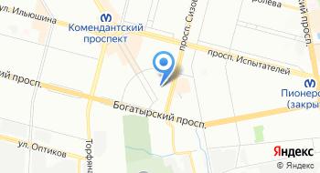 Онлайн СПб Магазин на карте