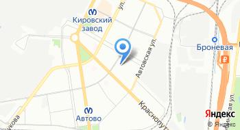 Садовый центр Грандфлора на карте
