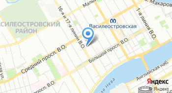 ЛСК на карте