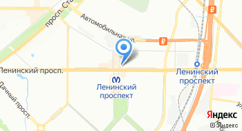 ВТБ Банк Москвы на карте