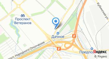 Магазин канцтоваров на карте