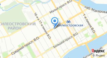 Антенный Супермаркет на карте