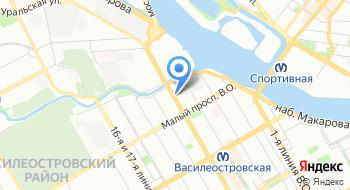 Петроком-Сервис на карте