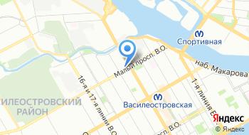 Охранное предприятие Бригантина на карте