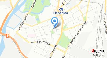 Городская больница №14 Отделение Хоспис на карте