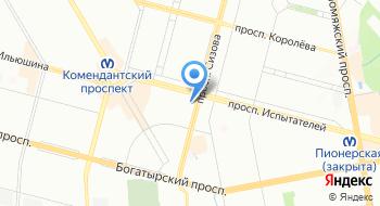 Басфор на карте