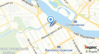 Завод окон Kbe на карте