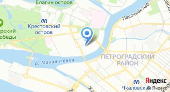 Академия Волейбола Платонова на карте