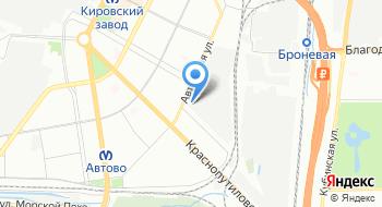 Bport.info на карте