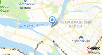 Интернет-магазин SkateandSnow на карте