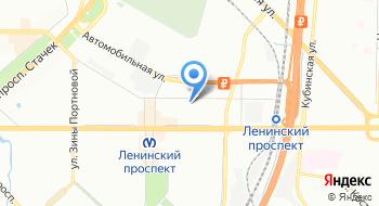 Межрайонная ИФНС России №19 по Санкт-Петербургу на карте