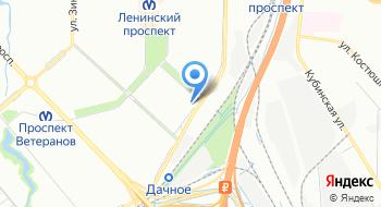 Городской социальный транспорт Автостанция Счастливая на карте