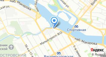Курсы для беременных Елены Лазаревой на карте