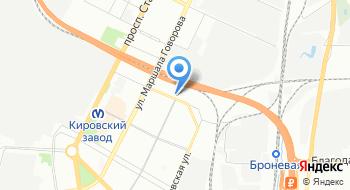 Магазин Рубанков на карте