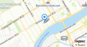 Производственное объединение Аккорд на карте