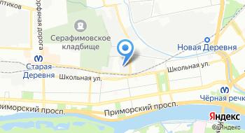 Авторефинишер на карте