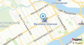 Доксервис на карте