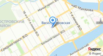 Клуб осознанного родительства Берегиня на карте