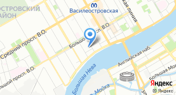 Агентство Социальной Информации Санкт-Петербург на карте