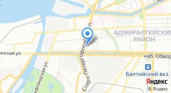 Санкт-Петербургское государственное бюджетное учреждение здравоохранения Городской консультативно-диагностический центр для детей Ювента Репродуктивное здоровье на карте