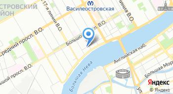 Imexp Analytics на карте