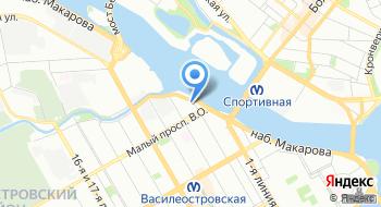 Группа компаний АЭК, Филиал Санкт-Петербург на карте