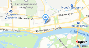 Питер-Консалт на карте