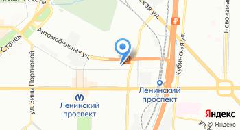 ГБОУ Школа-интернат №2 Кировского района г. Санкт-Петербурга на карте