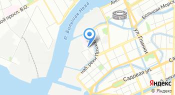 Балтийский стрелковый центр на карте