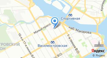 Интернет-магазин Beaubay.ru на карте