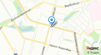 Служба эвакуации Авто-Партнер на карте