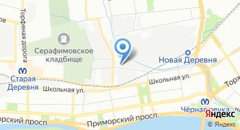 Газомобиль на карте