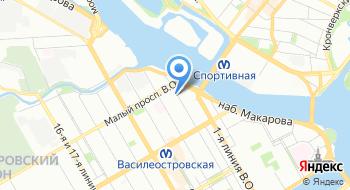 L Bar на карте