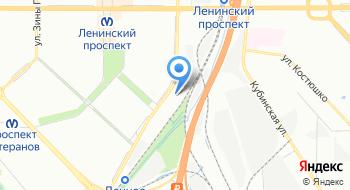 СТ-Сервис на карте