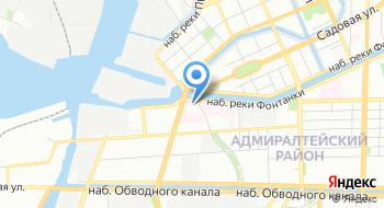 Филиал №5 Фгку 442 ВКГ Минобороны России (1-й Военно-Морской клинический госпиталь) на карте