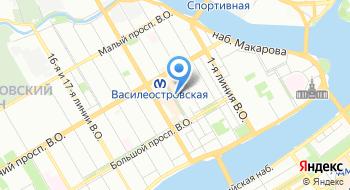GaGa.ru на карте