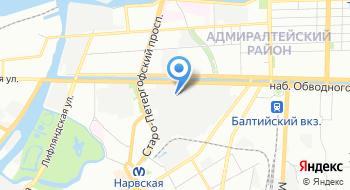 Интернет-магазин Cветлячок на карте