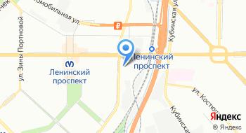 Фирма Глобус на карте