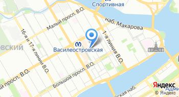 Горонок на карте